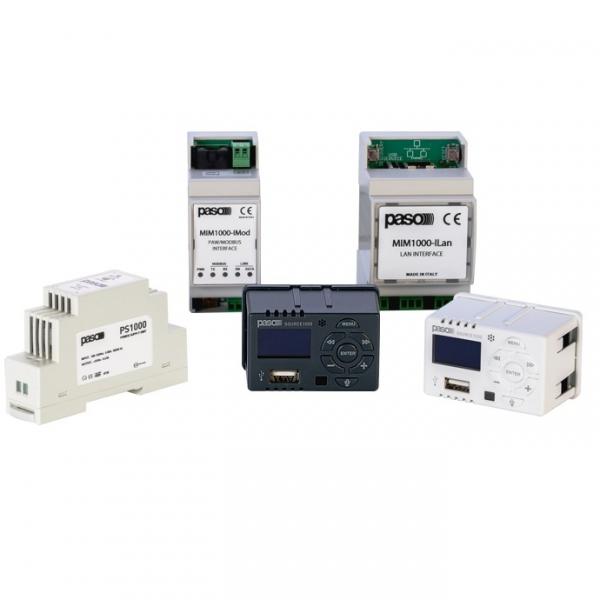PASO MIM1000 Система мониторинга