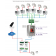 PASO MIM1000-IMod Интерфейсный модуль PAW / MODBUS