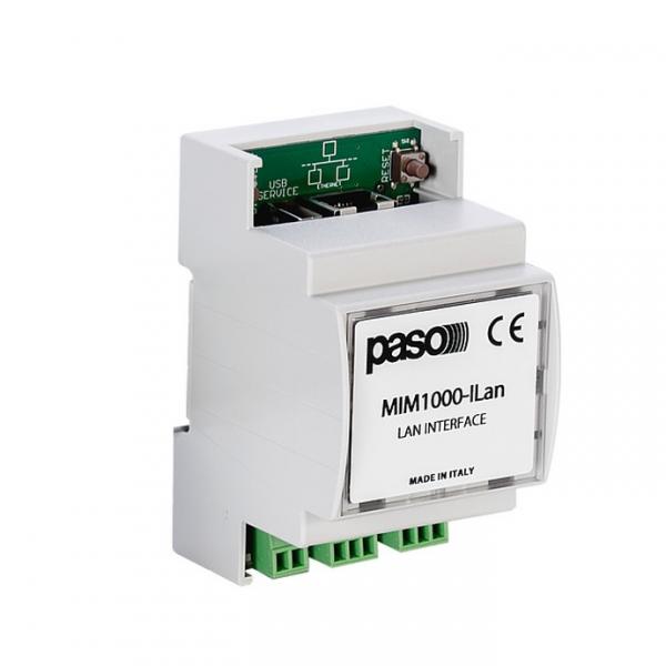 PASO MIM1000-ILan Интерфейсный модуль LAN