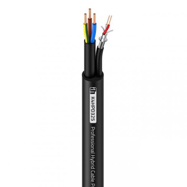 Adam Hall 4 STAR HPD 325 кабель комбинированный: DMX с питанием