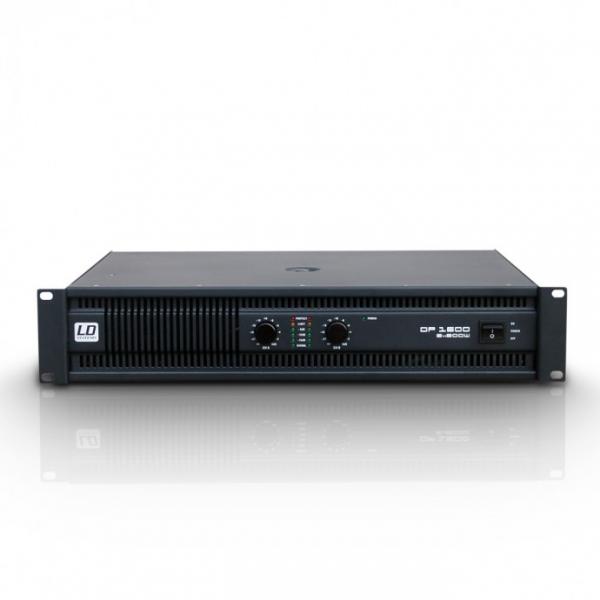 LD Systems LDDP1600 Усилитель мощности 2-х канальный