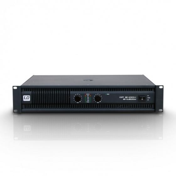 LD Systems LDDP2400X Усилитель мощности 2-х канальный