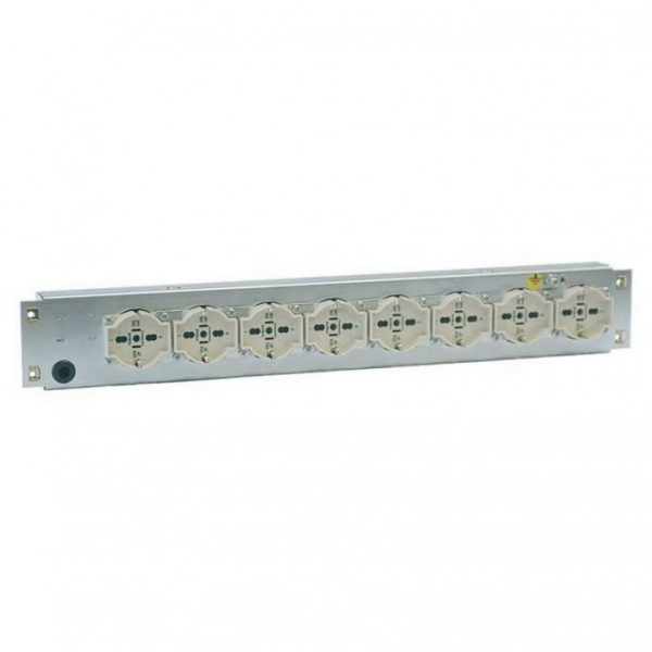 PASO P8008-D дистрибьютор питания на 8 выходов