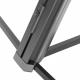 Adam Hall SKS22XB Стойка для двух клавишных инструментов