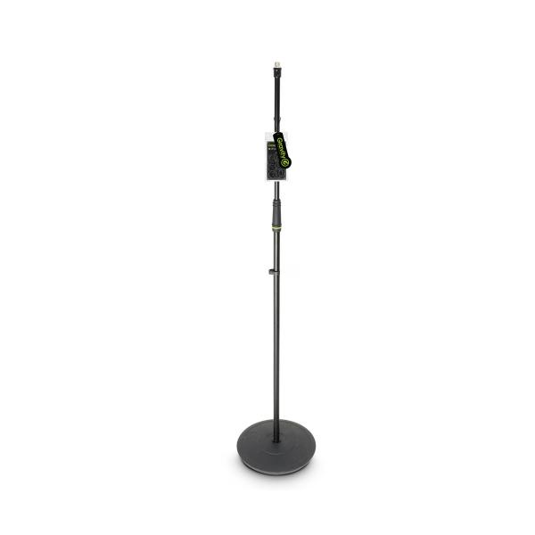 Gravity GMS23 Прямая микрофонная стойка с круглым основанием