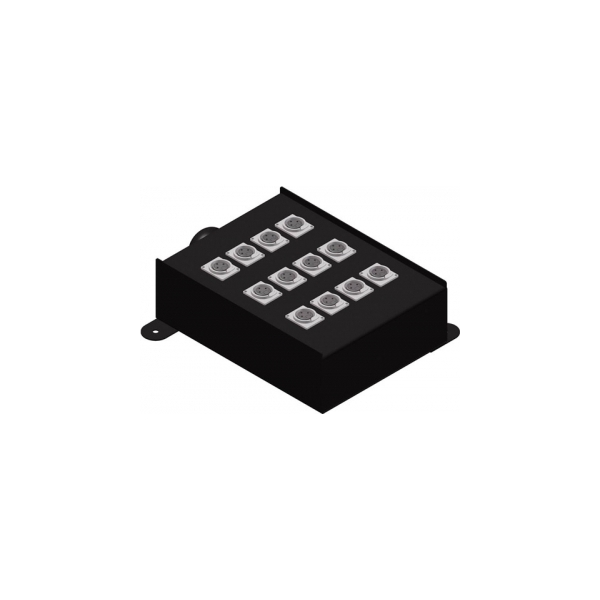 Adam Hall MSB 12.0 Сценическая коммутационная коробка