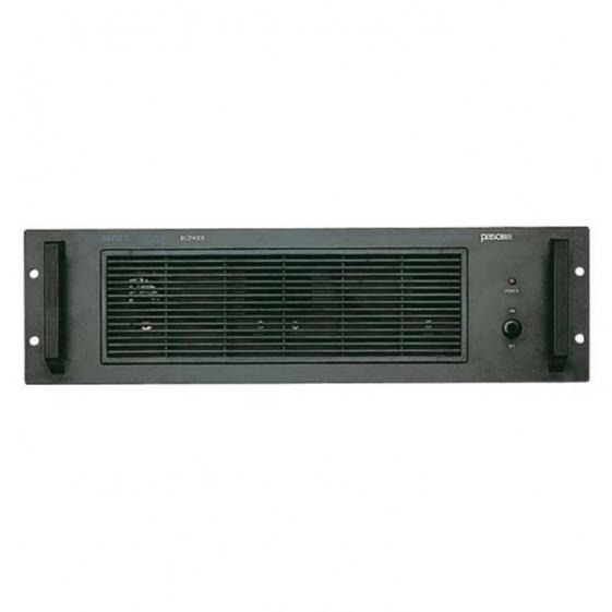 "PASO P8003/2-B Панель 3U с двумя вентиляторами для стойки 19"""