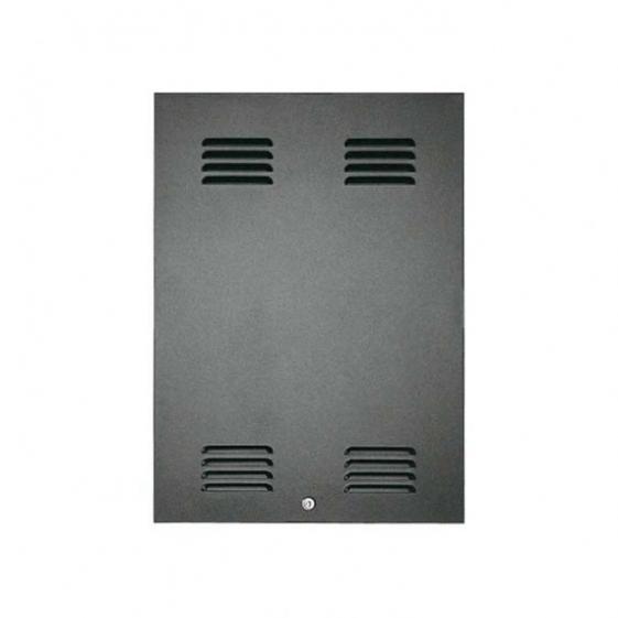 """PASO P5420-D Задняя панель с замком для рэковой стойки 19"""" высотой 20U"""