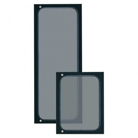 """PASO P5720 Передняя дверь с замком для рэковой стойки 19"""" высотой 20U"""