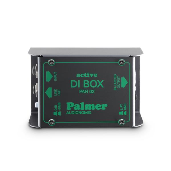 Palmer Pro PAN02 Активный ди-бокс