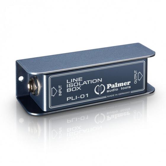 Palmer Pro PLI01 Пассивный одноканальный ди-бокс