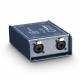 Palmer Pro PLI02 Пассивный двухканальный ди-бокс