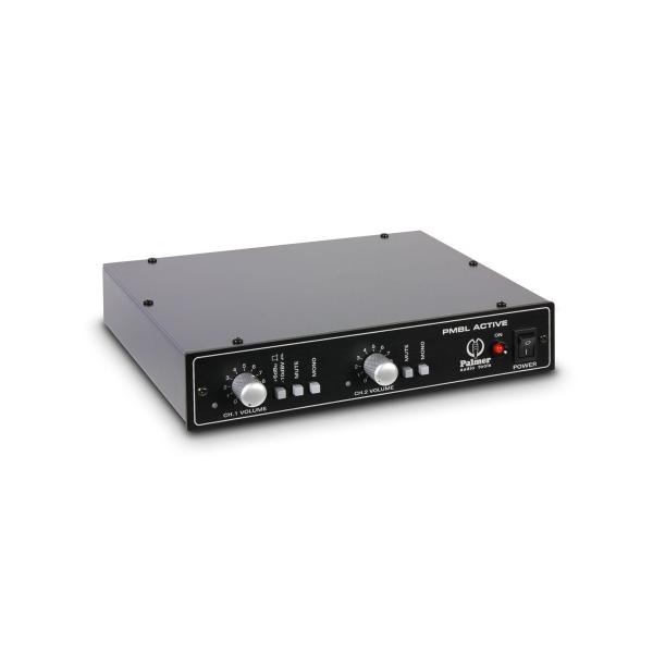 Palmer MB L A Активный двухканальный мерджер линейного стерео сигнала