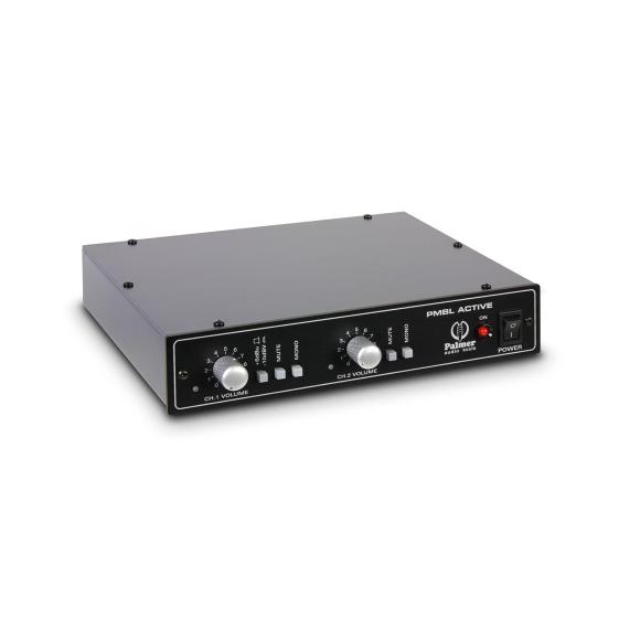Palmer Pro PMBLA Активный двухканальный мерджер линейного стерео сигнала