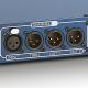 """Palmer Pro PRMLS Пассивный четырехканальный линейный сплиттер 19"""" 1U"""