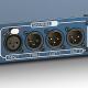 """Palmer Pro PRMMS Пассивный четырехканальный микрофонный сплиттер 19"""" 1U"""