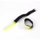 Adam Hall VR2020YEL Стяжка для кабеля 20 см с крючком желтая