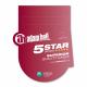 Adam Hall K5DMF0150 кабель цифровой AES/EBU NEUTRIK XLR 3 pin (вилка) - XLR 3 pin (розетка) 1,5 м