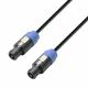 Adam Hall K3S225SS0200 кабель акустический 2 x 2.5 мм² разъемы Speakon, 4-pin 2 м