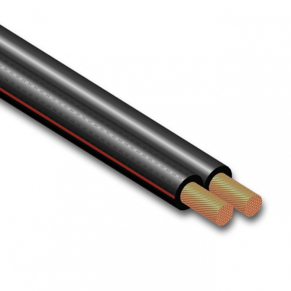 Adam Hall KLS 225 FLB кабель акустический 2х2,5 мм²