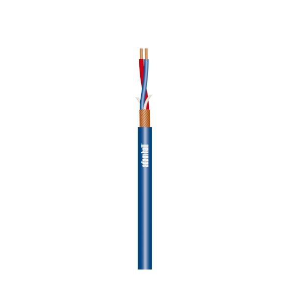 Adam Hall KMK222STB кабель микрофонный 2 х 0,22 мм²