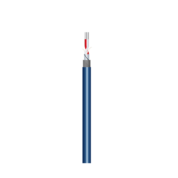 Adam Hall KMKP222B кабель микрофонный Omega Pro 222B 2 х 0,22 мм²