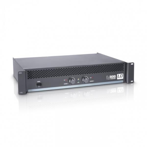 LD Systems LDDJ800 Усилитель мощности 2-х канальный