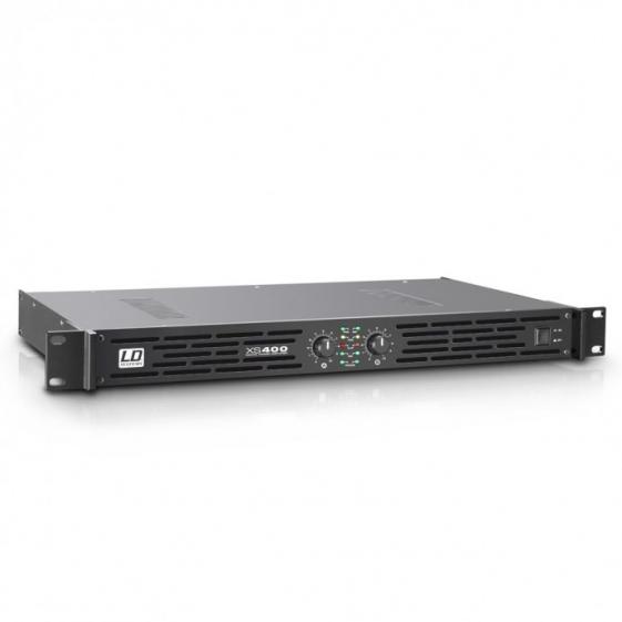 LD Systems LDXS400 Усилитель мощности 2-х канальный, 1U