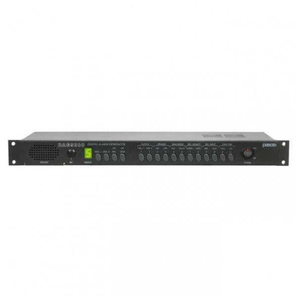 PASO DAG9300 Цифровой генератор аварийных сигналов и сообщений