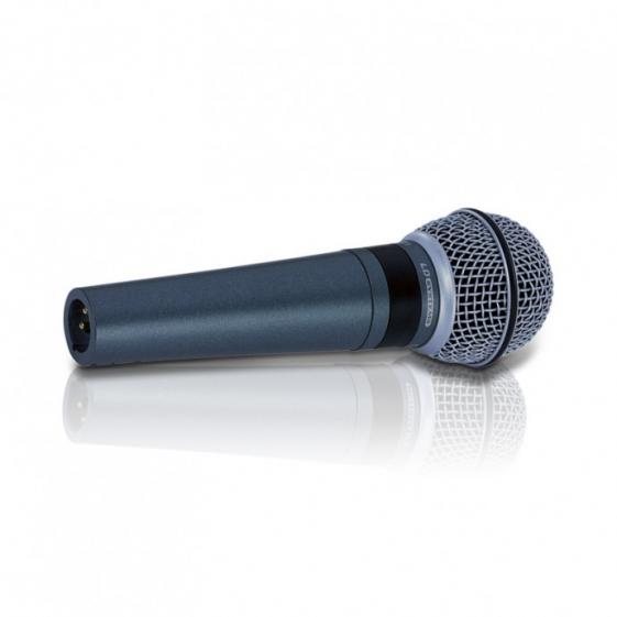 LD Systems D1001S Динамический суперкардиоидный вокальный микрофон с выключателем
