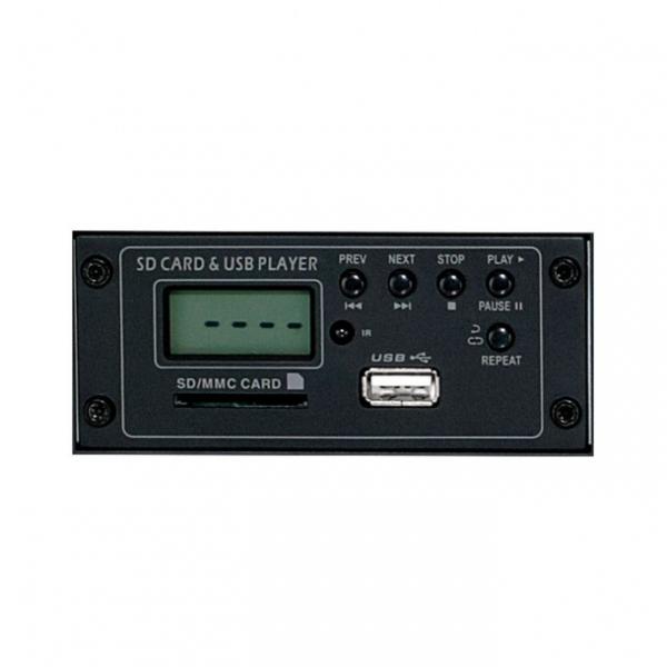 PASO AC6000 Дополнительный модуль USB/SD плеера для AX6000