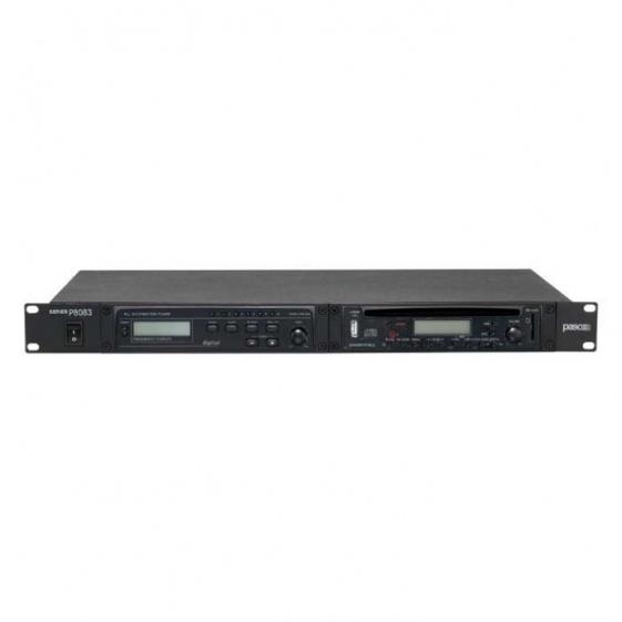 PASO P8083-ALL Комбинированное устройство CD/MP3/USB/SD плеер и AM/FM тюнер