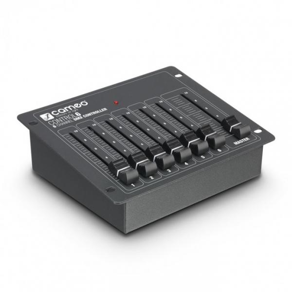Cameo CONTROL 6 Контроллер DMX для управления световыми приборами