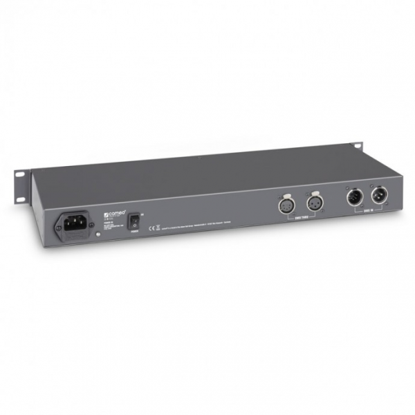 Cameo SB 6 DUAL DMX сплиттер 6 канальный (XLR 3 & 5 pin)