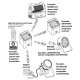 MUSIC & LIGHTS WIFIUSB USB WiFi приемопередатчик