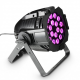 Adam Hall Cameo Studio PAR 64 CAN RGBA Q 8 W прожектор 18 x 8 W QUAD Colour LED RGBA PAR