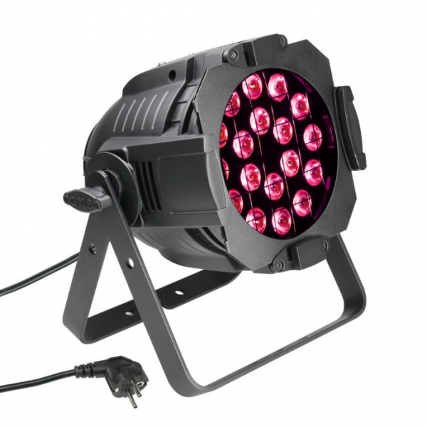 Cameo Studio PAR 64 CAN TRI 3W прожектор 18x3 Вт TRI Color LED PAR