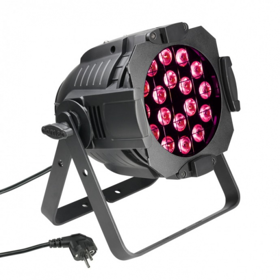 Adam Hall Cameo Studio PAR 64 CAN прожектор 18 x 3 W TRI Color LED PAR