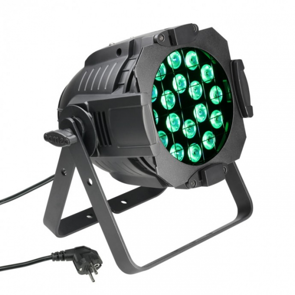 Adam Hall Cameo Studio PAR 64 CAN Q 8W прожектор 18x8W QUAD Color LED PAR