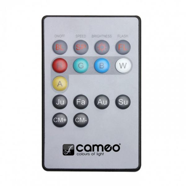 Cameo FLAT PAR CAN REMOTE пульт дистанционного управления