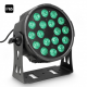 Adam Hall Cameo FLAT PRO 18 IP65 прожектор 18 x 10 W FLAT LED Outdoor RGBWA PAR