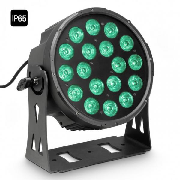 Cameo FLAT PRO 18 прожектор 18x10W FLAT LED IP65