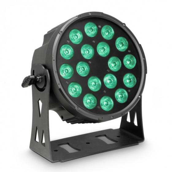 Adam Hall Cameo FLAT PRO 18 прожектор 18 x 10 W FLAT LED RGBWA PAR