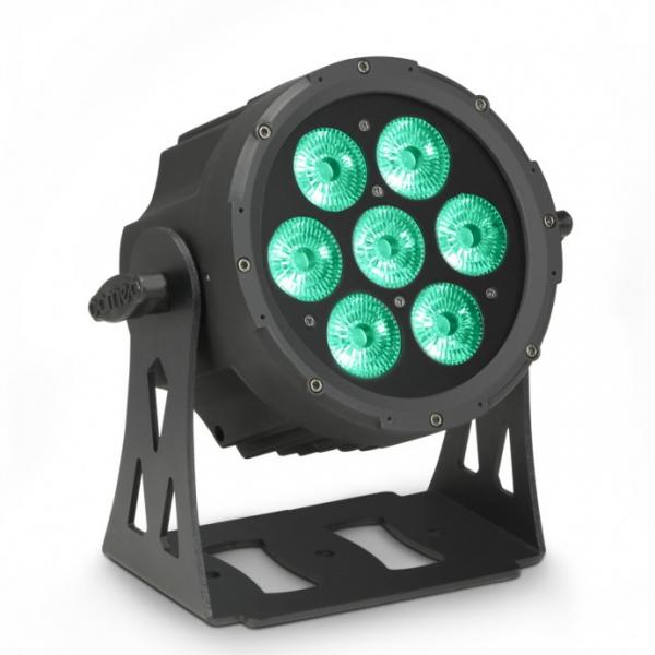 Cameo FLAT PRO 7 прожектор 7x10W FLAT LED RGBWA PAR