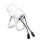 Adam Hall Cameo Q-SPOT 15 W WH прожектор 15W warm white LED in white housing