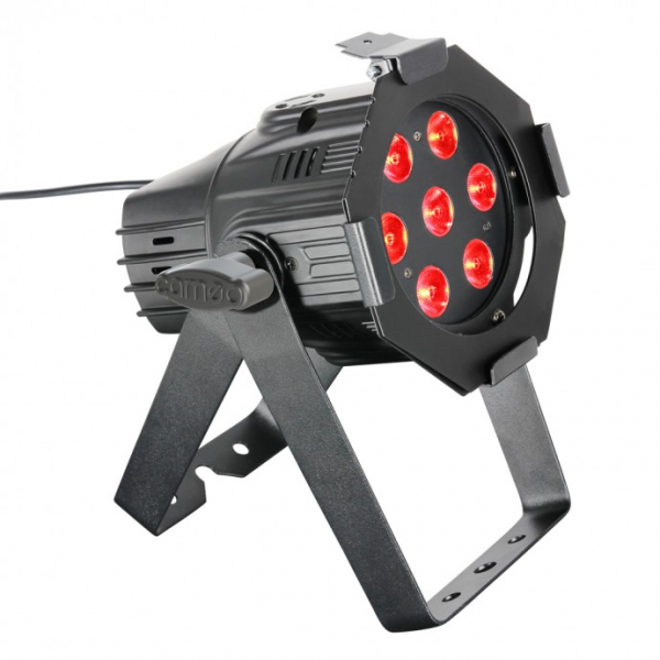 Cameo Studio Mini PAR Q 8W прожектор 7x8 Вт QUAD Color LED PAR