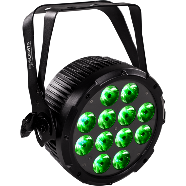 MUSIC & LIGHTS LUMIPAR12UH прожектор 12x10W LED PAR