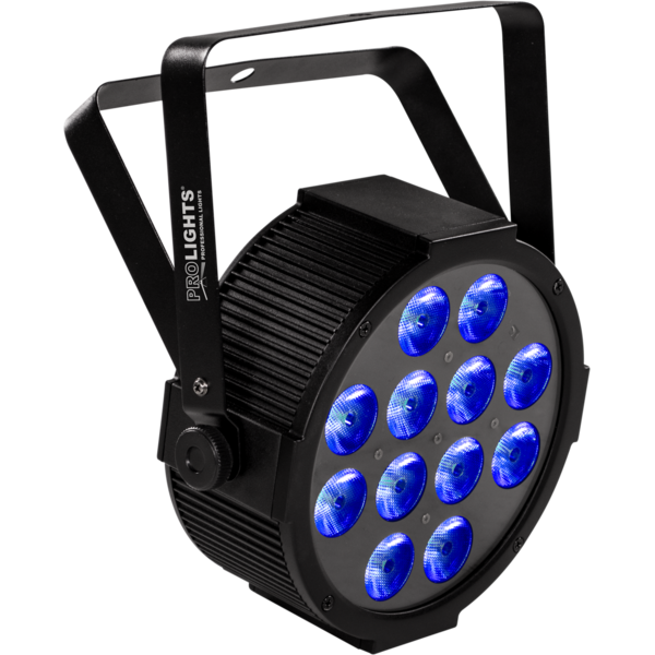 MUSIC & LIGHTS LUMIPAR12UQ прожектор 12 x 4 W LED PAR