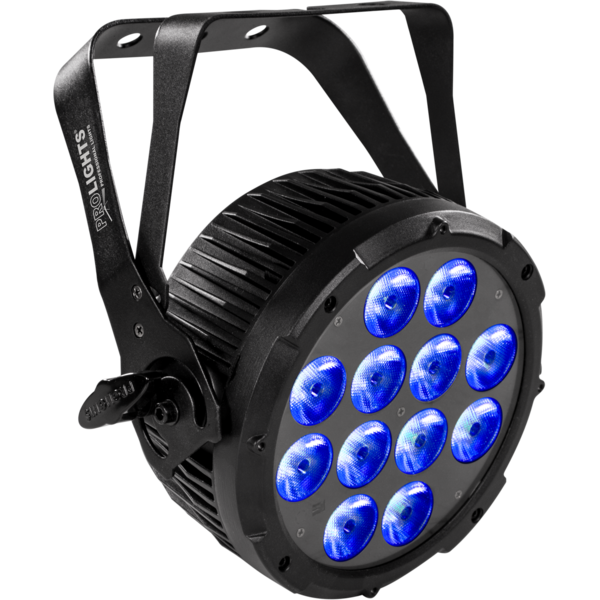 MUSIC & LIGHTS LUMIPAR12UQPRO прожектор 12 x 8 W LED PAR