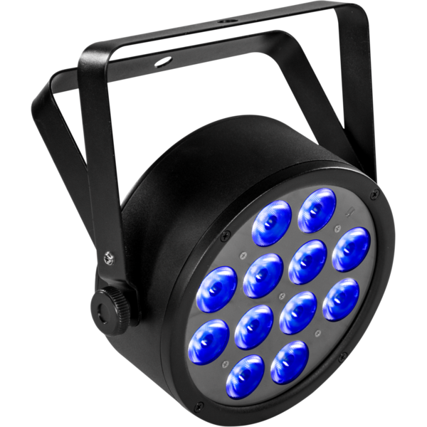 MUSIC & LIGHTS LUMIPAR12UTRI прожектор 12 x 3 W LED PAR